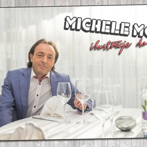 Michele Moran- ilustracje do wywiadu w Vu Mag'u