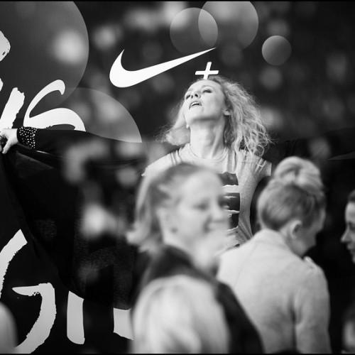 She Runs The Night Nike, Warszawa