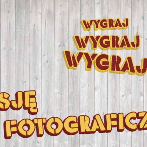 KONKURS: wygraj sesję fotograficzną z Warszawą w tle!