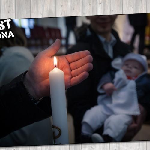 fotografie z chrztu Szymona